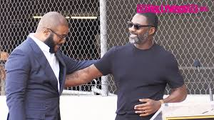 Idris Elba Gives A Heartfelt Speech At Tyler Perry's Hollywood Walk Of Fame  Ceremony 10.1.19 - YouTube