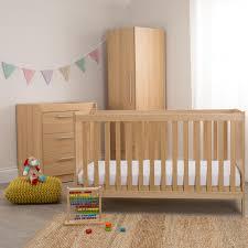 compact nursery furniture. Kiddicare Trio Nursery Furniture Roomset Oak Compact