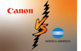 Download the latest drivers, manuals and software for your konica minolta device. Canon Vs Konica Minolta Copiers Ratings Reviews