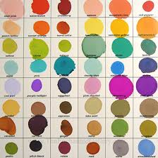 Ranger Ink Color Chart Www Bedowntowndaytona Com