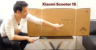 <b>New</b> 2020 model: Xiaomi <b>Electric Scooter</b> 1S - Xiaomi M365 successor