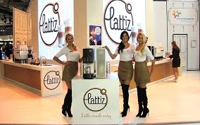 Exhibition Hostess And Host Agency Trade Show Staff In Italy