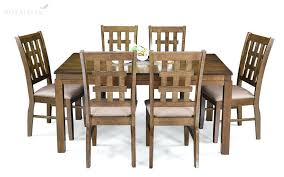 awesome solid wood dining room sets canada live edge r0229830 artistic solid wood dining room