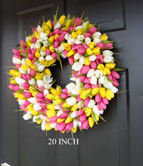 spring front door wreathsBeautiful Spring Front Door Wreaths 28 For with Spring Front Door