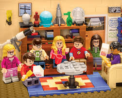 lego head office. \u0027The Big Bang Theory\u0027 Undergoes Lego Makeover | Deadline Head Office