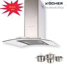 Máy hút mùi Kocher K-228T - Siêu thị Nhà bếp Đức Thành