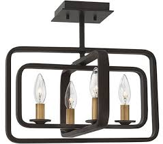 elstead hinkley quentin 4 light pendant chandelier buckeye bronze finish hk quentin