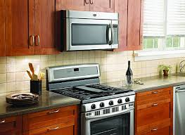 over the stove microwave. The Best Microwaves For Busy Kitchens Over Stove Microwave D