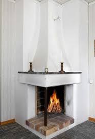Swedish fireplace