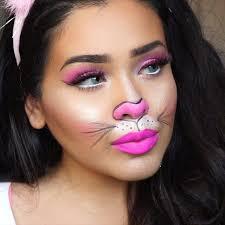 bunny costume make up best 25 bunny makeup ideas on deer face