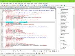 Viewing Xml File Windows Text Editor For Viewing And Editing Xml Files