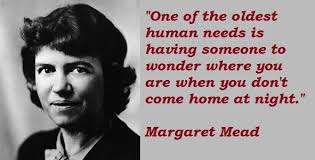 Margaret Mead Pictures Of Quotes And Sayings. QuotesGram via Relatably.com