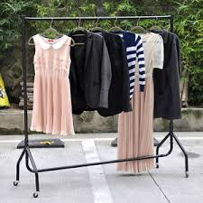 Apparel Display Stands Clothes Hanger Rack Portable Closet Storage Organizer Wardrobe 70