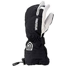 Amazon Com Hestra Youth Army Leather Heli Ski Jr 3 Finger