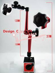 dial test indicator with stand. approx 357mm height style c magnetic base holder with stand for digital level dial test indicator tool u