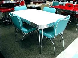 retro dining table and chairs australia vintage chrome kitchen chair tables for furniture retro table set
