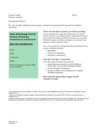 Insurance Quote Letter Template 44billionlater
