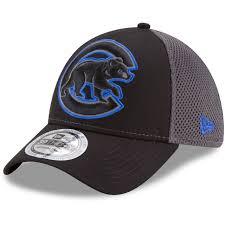 Chicago Cubs Megaflect 39thirty Flex Hat By New Era