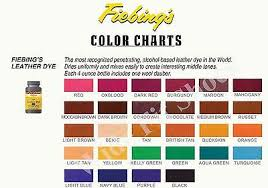 Fiebings Leather Colourant For Repair Recolour Dye Stain