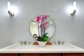 white glass subway tile backsplash kitchen mosaic linen designer sink