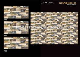Small Picture House Design Ceramic Outdoor Wall TilesStone Wall Tiles 8009