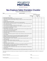 004 New Hire Checklist Template Ideas Beautiful Employee