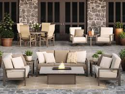 Popular Of Transitional Style Furniture Outdoor Patio  Homecrest Living Transitional Furniture Style49