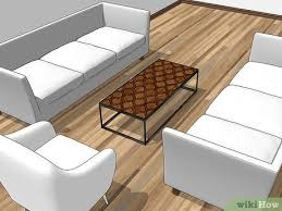decorate a long narrow living room