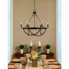 lyster square 28 wide oil rubbed bronze chandelier on oil rubbed bronze dining room