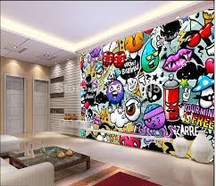 Graffiti Wallpaper Bedroom Walls Memsaheb Net