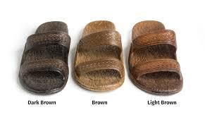 Light Brown Jandals Classic Jandal In Dark Brown Pali Hawaii Sandals
