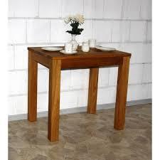 Küchentisch Tisch Klein 80x60 Holz Wildeiche Massiv Geölt Bei