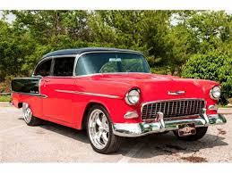 1955 Chevrolet Bel Air 2 Door Hardtop for Sale | ClassicCars.com ...