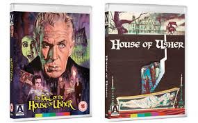 the fall of the house of usher roger corman s seminal fall of the house of usher cover1