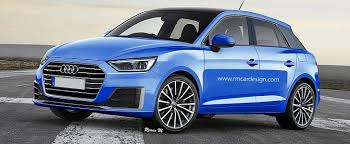 audi a1 neu 2018.  2018 2018 audi a1 rendering seems to combine recent spyshots with the ibiza   autoevolution and audi a1 neu