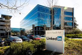 Sannyvale Ca Usa Feb 1 2018 Building Of A Linkedin Corporation