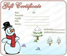 275 Best Beautiful Printable Gift Certificate Templates