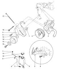 Mopar pulley power steering pump 53010258ab dodge 360 engine pulley diagram at nhrt