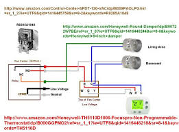 wiring diagram for zer thermostat wiring image wire thermostat to control zone damper doityourself com on wiring diagram for zer thermostat
