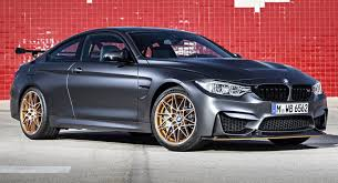 new car releases 2016 usaNew 2016 M4 GTS Is The Fastest Production BMW Ever And 300 Of Them