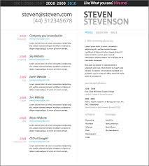 doc resume template