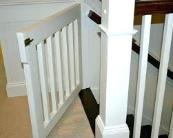 baby gate ideas image result for built in abode gates and stairways fireplace safety diy baby gate