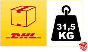 Dhl online shipping solutions that support this service will provide you the option to file your eei as you create. 31 5kg Dhl Original Paket Paketlabel Paketmarke Paketschein Post Germany Eur 10 49 Picclick De