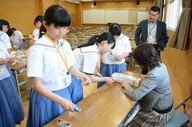 南陵 中学校