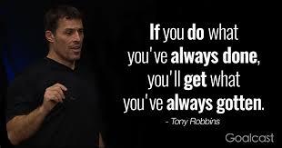 Top 20 Most Inspiring Tony Robbins Quotes Goalcast