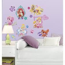 disney princess palace pets wall stickers