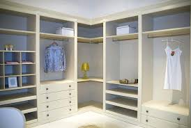 building a walk in closet how