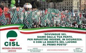 Cisl Monza Brianza Lecco - Home