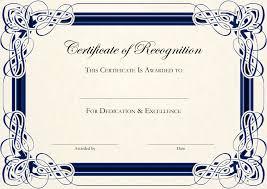 Ms Word Gift Certificate Template Free Certificate Template Word Ninjaturtletechrepairsco 23