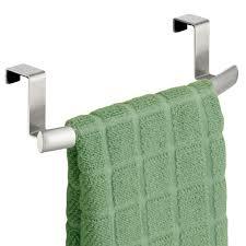 dish towel holder elegant interdesign axis curved over the cabinet kitchen kitchen dish holder47 kitchen